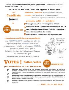 CSS 2016 C Votez Sgen-CFDT